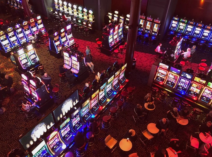 The Most Neglected Solution For Casino