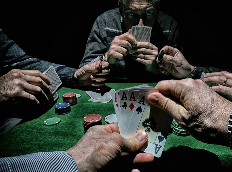 Seven Issues About Gambling That you want Badly